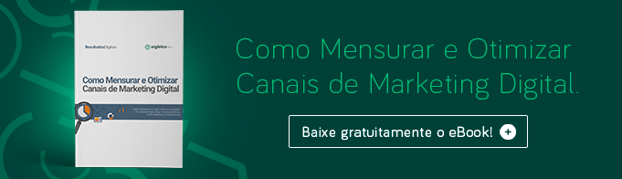 Banner - Como mensurar e otimizar canais de marketing digital