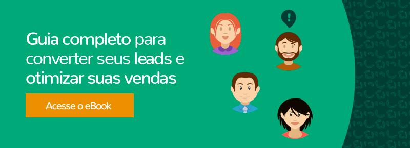 Banner - Guia completo para converter seus leads e otimizar suas vendas