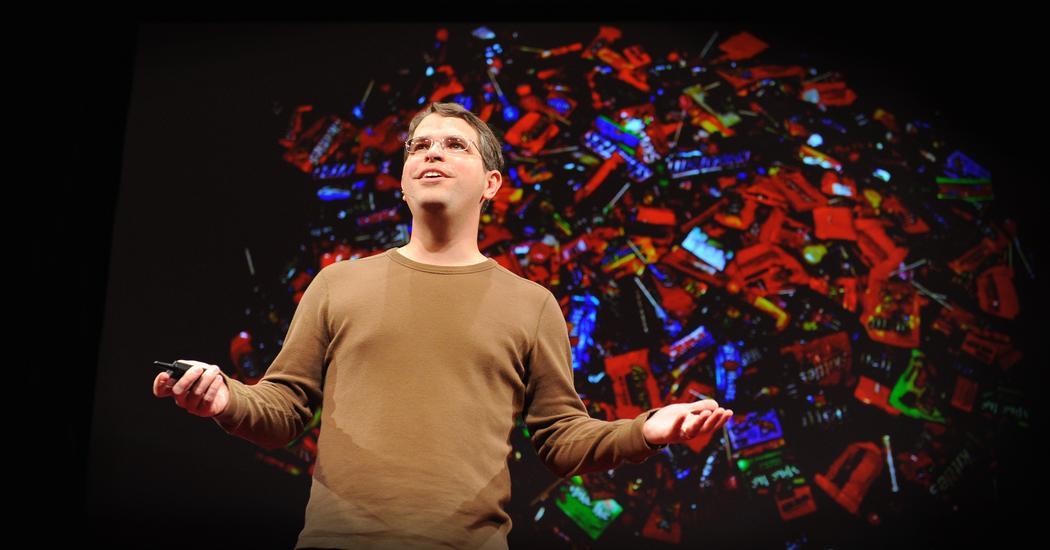 Tente algo novo por 30 dias - TED