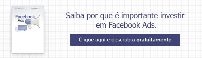 Banner - Saiba por que é importante investir em Facebook Ads