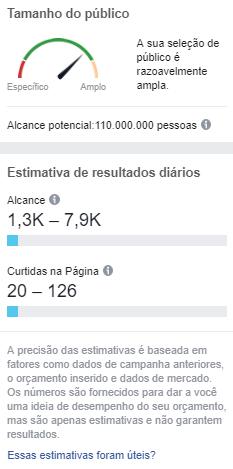 Criar Campanha no Facebook - Passo 2.4