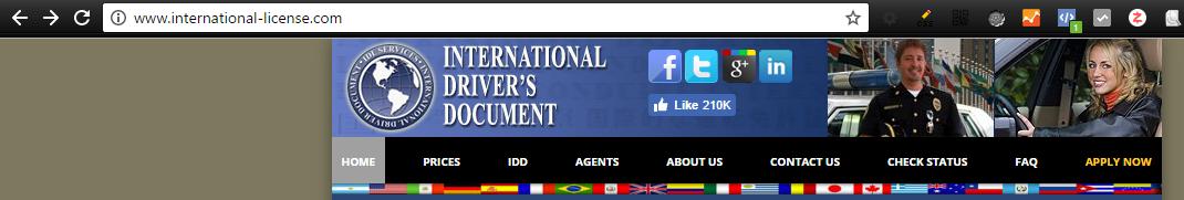 Site para Tradução de Documentos