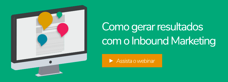 Webinar: como gerar resultados com o Inbound Marketing