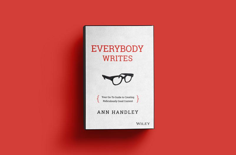 Inbound Marketing - Dica de livro sobre Inbound - Everybody writes