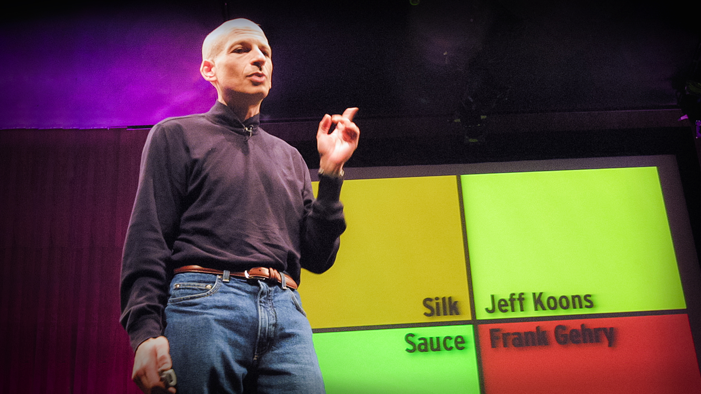 Como fazer com que suas ideias se espalhem - TED